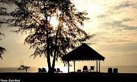 Cherating Beach, Penang, Malaysia fab holiday at club med!
