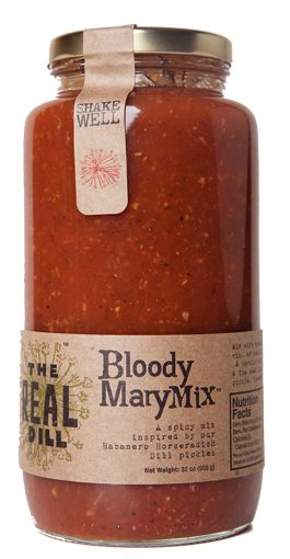 Mother's Day Gifts For The Mom Who Loves To Cook — Or Just Eat #refinery29  http://www.refinery29.com/2016/04/108498/mothers-day-food-gifts#slide-12  Or, if your mom prefers a good Bloody with brunch, give her this spicy, savory mix. The Real Dill Bloody Mary Mix, $16.25 available at Mouth....