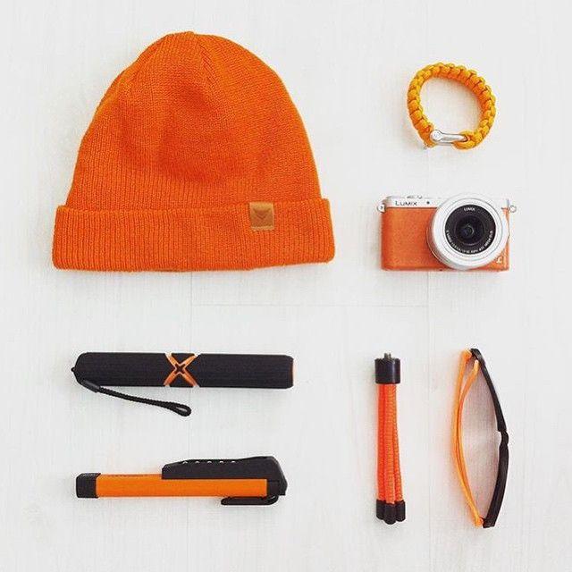 Camping essentials by @jstvsl
