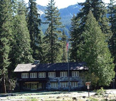 Mount Rainier National Park Online Reservations for Wilderness Camping (Overnight Backpacking), including Wonderland Trail
