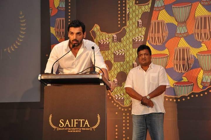 John Abraham and Sanjay Gupta