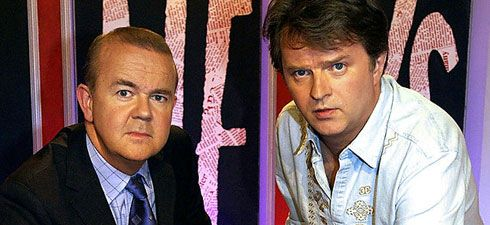 Have I Got News for You  Ian Hislop (left)) and Paul Merton