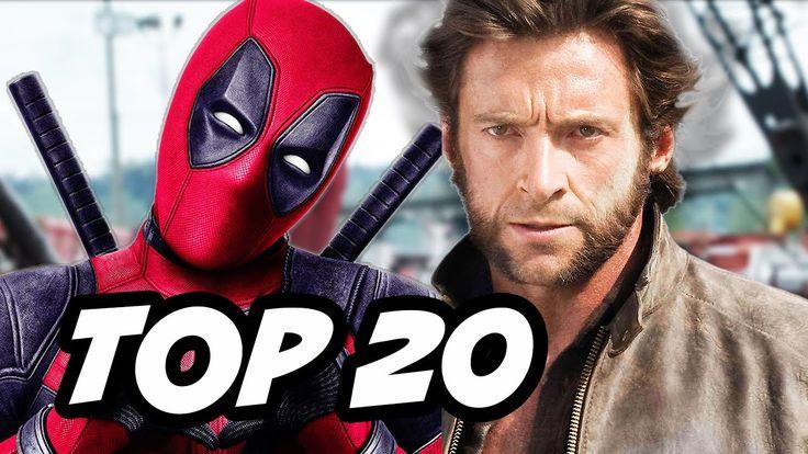 Logan TOP 20 Deadpool Wolverine Easter Eggs Explained
