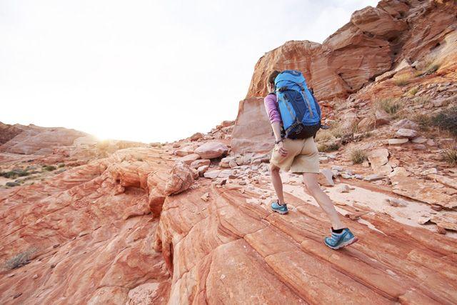 trailrunning / hiking in Utah by Schneinder Outdoor Visions