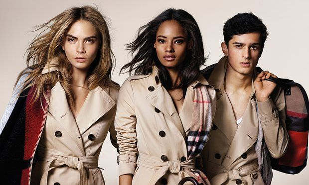 Burberry sales soar – from £14 nail varnish to £28,000 alligator coat