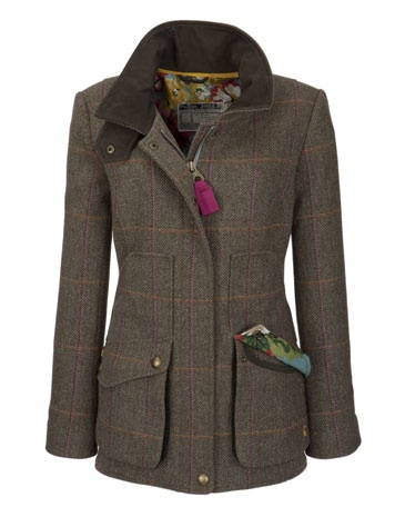 Tweed jacket. Joules. $319. So gorgeous.
