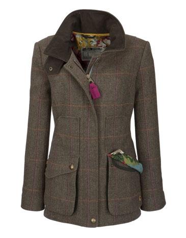 Tweed jacket. Joules. $319. So gorgeous.