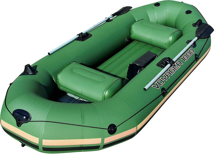 HydroForce Voyager 1000 Inflatable Raft, Suitable for fishing http://amzn.to/2tqZQZp