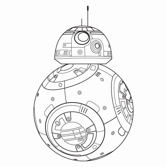 Bb 8 Coloring Page Awesome 9 Best Minecraft Coloring Pages Images On Pinterest In 2020 Star Wars Coloring Sheet Star Wars Bb8 Star Wars Coloring Book