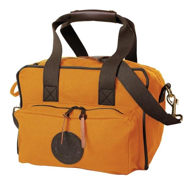 Range Bag :: Duluth Pack :: Made in the USA :: Quality leather and canvas luggage, backpacks, camping, and outdoor gear,