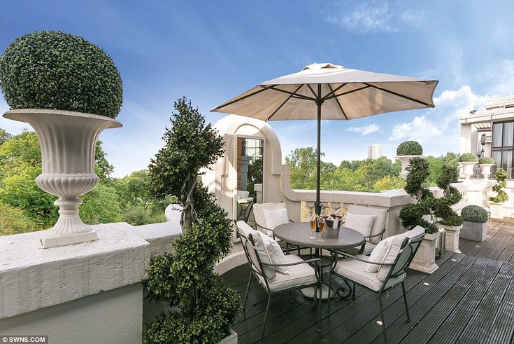 The property is perfect for hosting parties in the summer, with large outdoor areas packed...