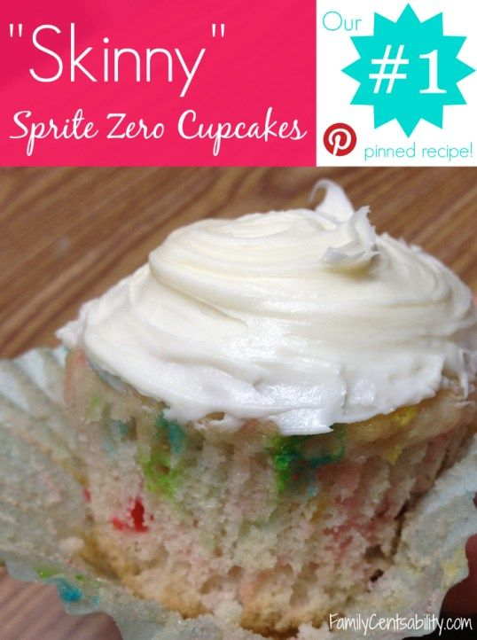 Thanks for heading over to check out our Sprite Zero Low Fat Cupcake recipe!   The instructions are easy... I promise!     Scroll down to view the printable recipe. To get the recipe started, you'll need a 2 liter of Sprite Zero and a box of cake mix.  Why a whole 2 liter of soda?  Because it was way [...]