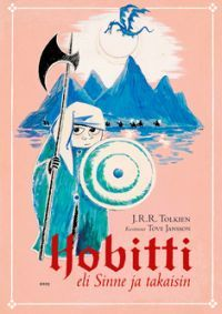 This is the best edition of the Hobbit (available in Finnish and Swedish). The drawings in this book are by Tove Jansson who is best known for creating the Moomins.