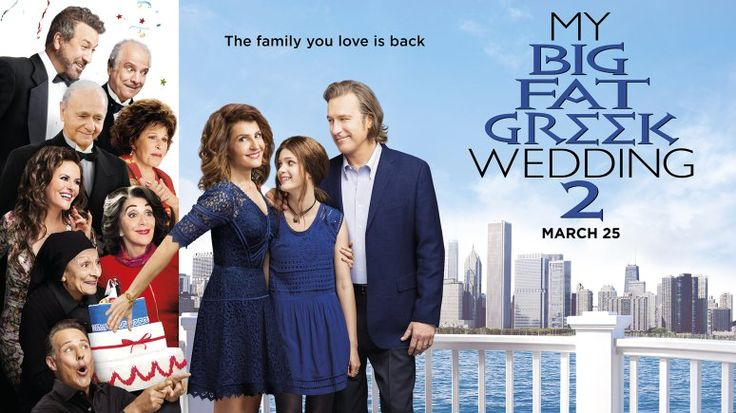 Film Romantis Terbaru My Big Fat Grek Wedding 2