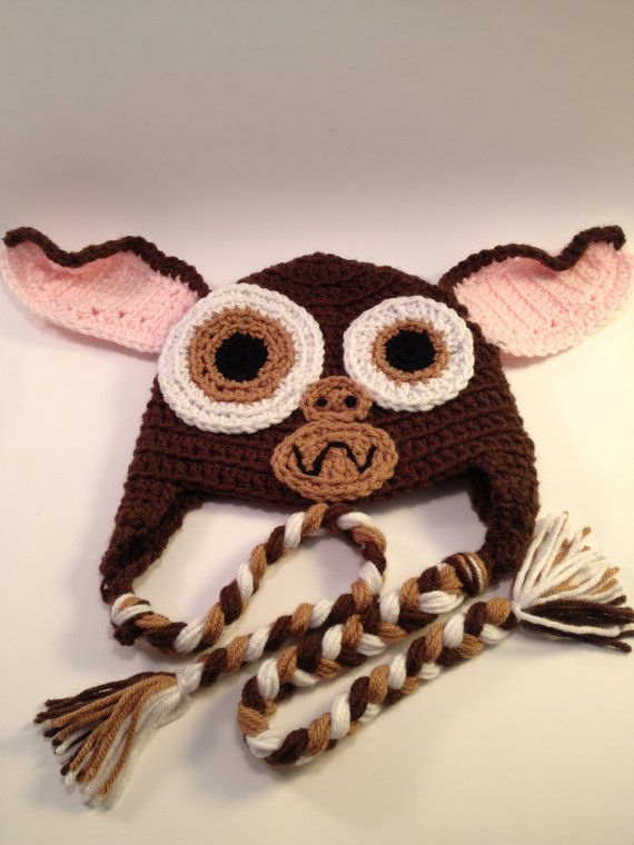 Hey, I found this really awesome Etsy listing at https://www.etsy.com/listing/103632581/crocheted-mogwai-gremlin-gizmo-monster