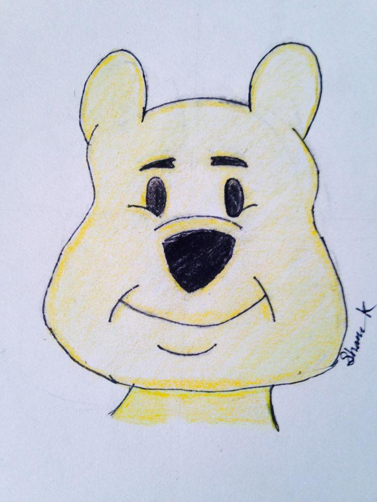 Winnie The Pooh By Shane K