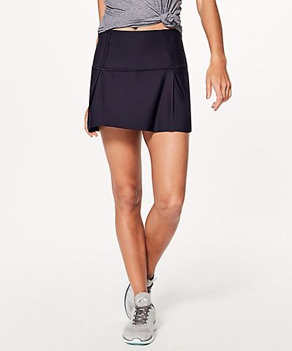 Lululemon Lost In Pace Skirt Regular & Tall  Color:  Boysenberry  Size:  2-12 Price:  68.00 Released:  2017