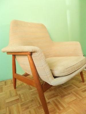 fauteuils annees 50