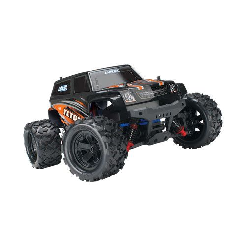 ... Teton 1/18 Scale 4WD Remote Control RC Monster Truck SKU 76054-1