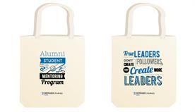 Monash University Tote Bag Design http://www.angeldesigns.com.au