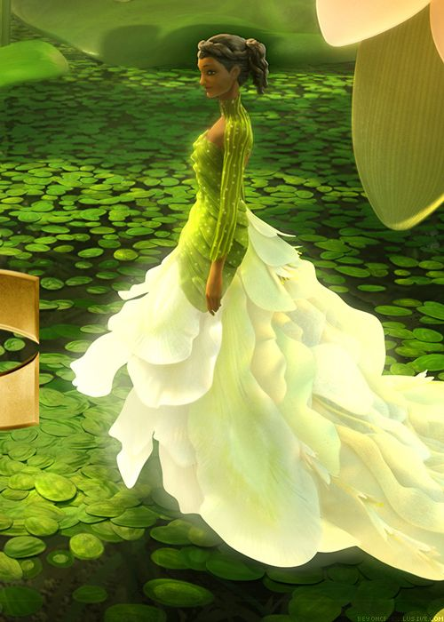 Love Queen Tara! Wanna be her. This would be a nice wedding dress.