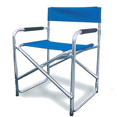 #Sedia regista alu  ad Euro 33.90 in #Poltrone e sedie #Arredamento