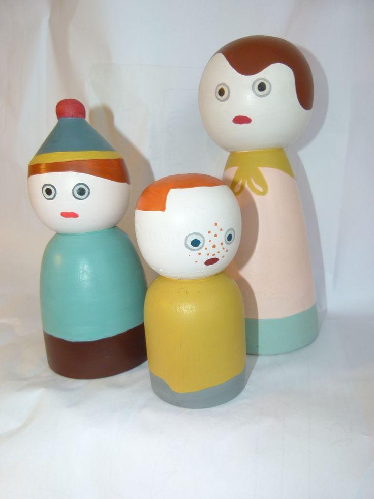 Puppets by Barka Zichová