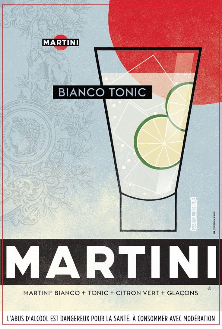 Martini signe une nouvelle campagne « vintage »