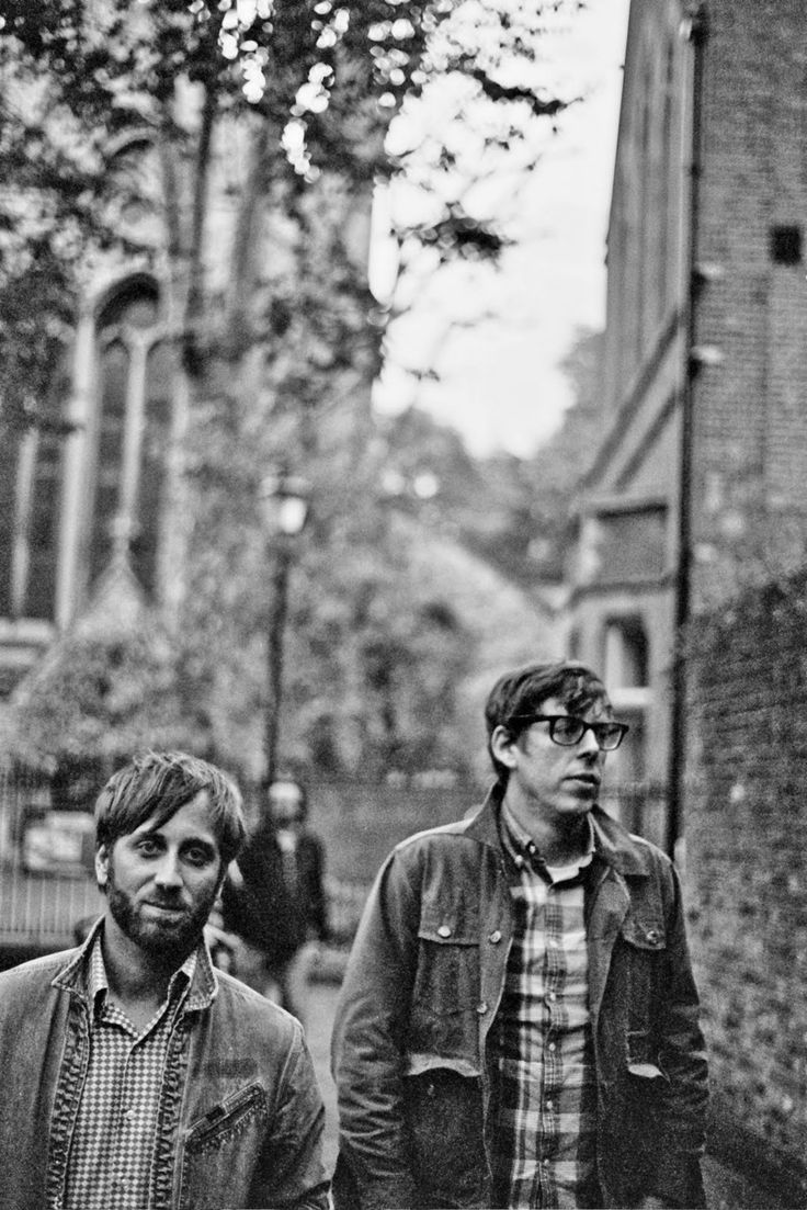 <3 The Black Keys <3
