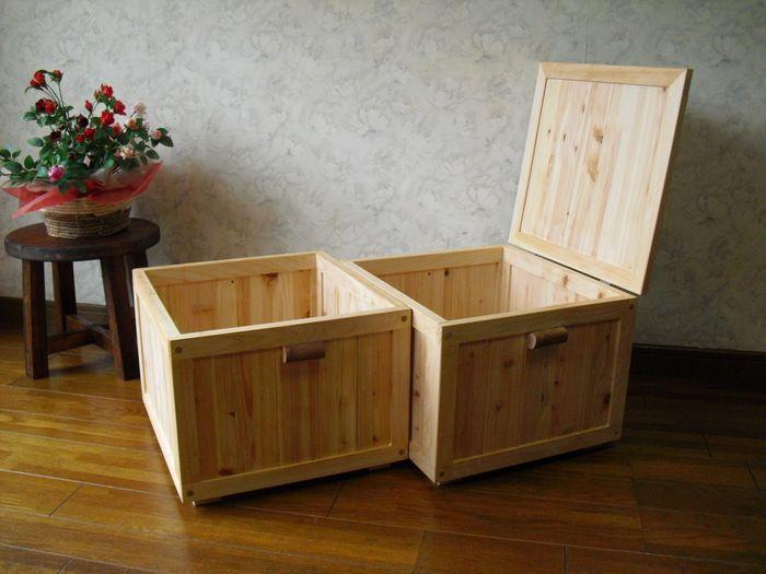 片付けが楽しくなるよ♪ 機能性抜群のおしゃれな「収納ボックス」を ... 木の香りで癒される♪ナチュラルな収納ボックス