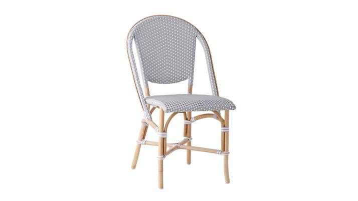 9166WHGR Sofie chair