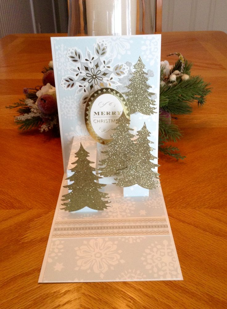 247 best anna griffin pop up cards and other pop ups all occassion card by vickie blakeslee ag pop up christmas card kit 2015 solutioingenieria Gallery
