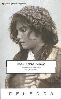 marianna sirca, deledda