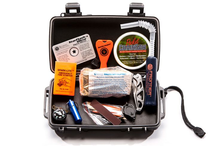 Ultimate Survival Kit Learn how to survive any situation at dansdepot.com
