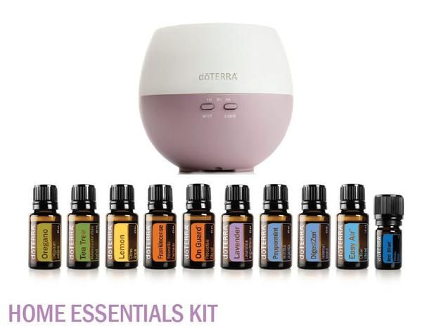 Why the doTERRA Home Essentials Kit is great value – Essential 24