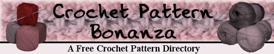 Crochet Pattern Bonanza - A Free Image Crochet Pattern Directory - AWESOME resource for free character hat patterns