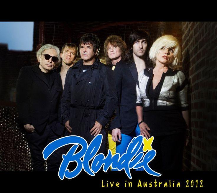 Mer enn 25 bra ideer om Blondie atomic på Pinterest | Debbie harry ...