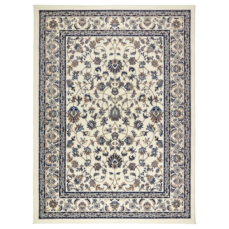 IKEA - VALLÖBY, Matta, kort lugg, 170x230 cm, , Slitstark, fläcktålig och enkel att sköta eftersom mattan är gjord av syntetiska fibrer.Den tjocka luggen dämpar ljud och är mjuk att gå på.