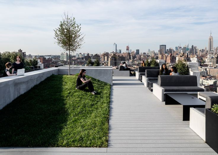 Image Result For Rooftop Terrace Workplace Design Morale Urban