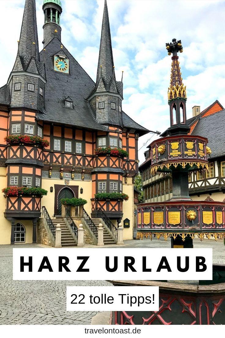 Harz Urlaub: 22 geniale Tipps