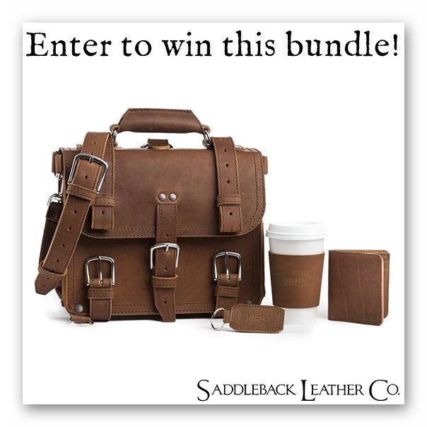 Win a Saddleback Leather Small Briefcase Bundle  – Ends Dec 3rd #sweepstakes https://www.goldengoosegiveaways.com/win-saddleback-leather-small-briefcase-bundle-ends-dec-3rd?utm_content=buffer1eeb9&utm_medium=social&utm_source=pinterest.com&utm_campaign=buffer