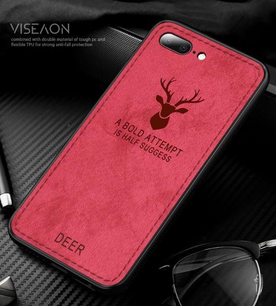 Iphone 7 8 Case Etui Zamsz Deer Jelen Obudowa 7819236050 Oficjalne Archiwum Allegro Iphone 7 Iphone Deer