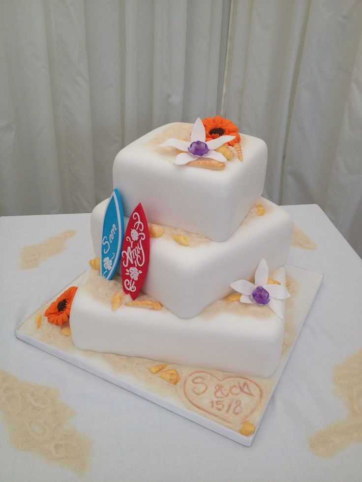 19 best Themed Wedding Cakes images on Pinterest Themed wedding
