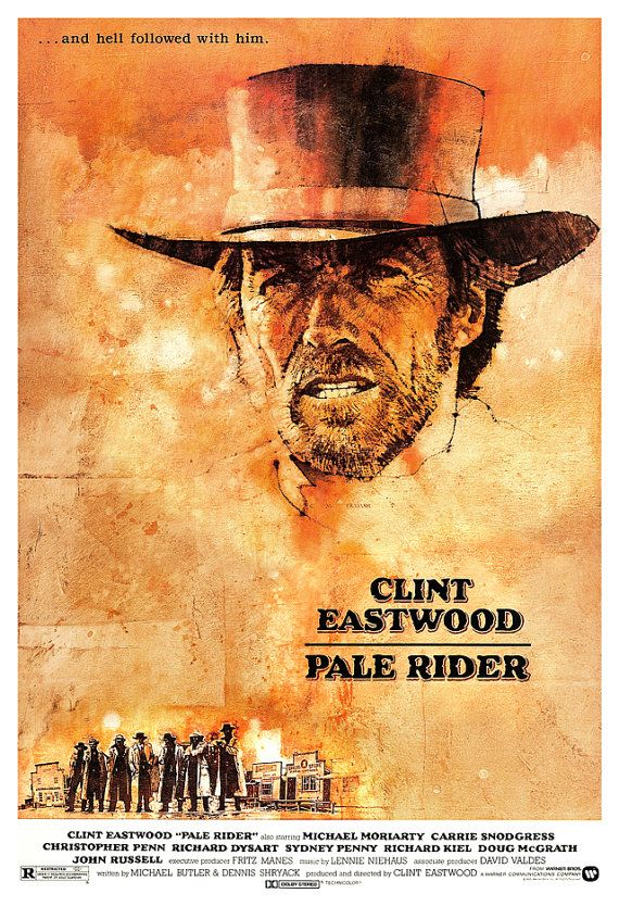 a comparison of shane by george stevens and pale rider by clint eastwood Ladd, fit the part, but the characterization of shane, by the director, george stevens in clint eastwood's pale rider where a by comparison shane.