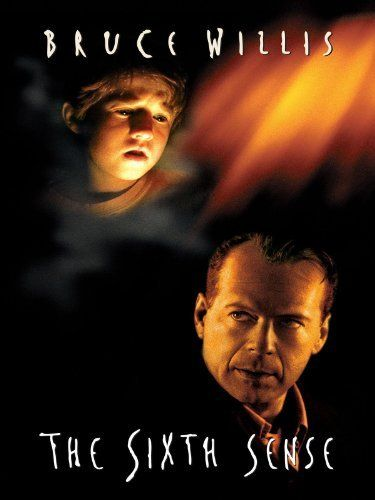 THE SIXTH SENSE: Bruce Willis, Haley Joel Osment, Toni Collette - 1999
