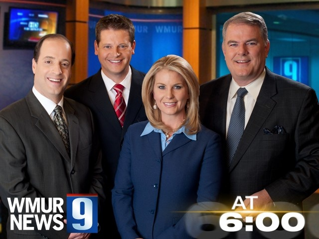 WMUR News 9 at 6:00pm