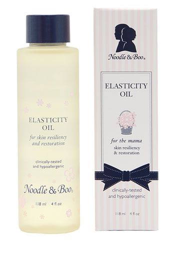Must-have elasticity oil to prevent stretch marks during pregnancy! #maternity