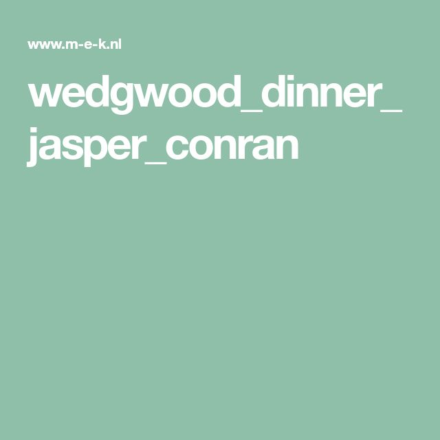 wedgwood_dinner_jasper_conran