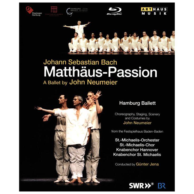 Bach:St matthew passion (Blu-ray)