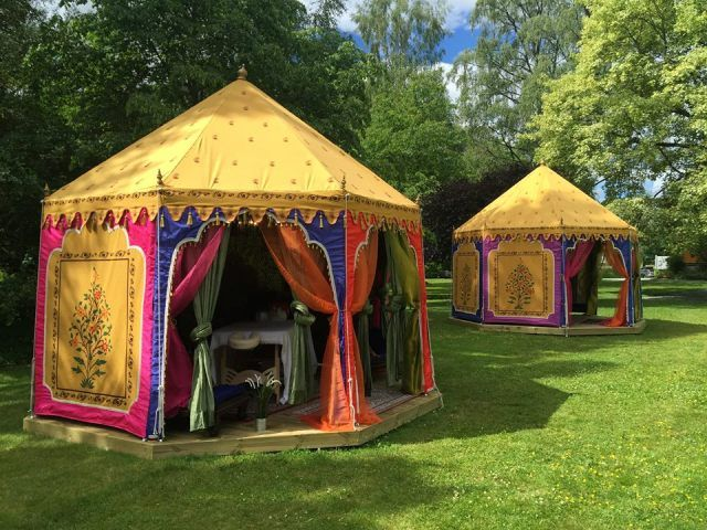 Indian Tents by Sangeeta International